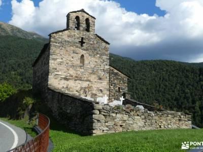 Andorra-País de los Pirineos; grupos de trekking senderos club parque natural toledo excursion sierr